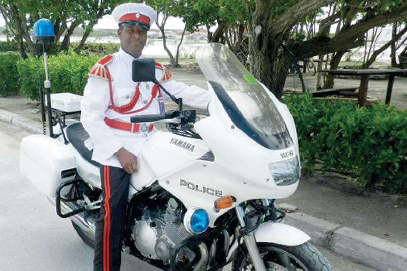 The Royal Turks and Caicos Islands Police Force