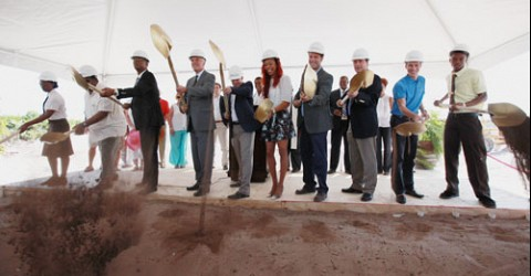 $100m luxury resort breaks ground in Turks and Caicos
